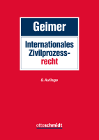 Abbildung: Internationales Zivilprozessrecht