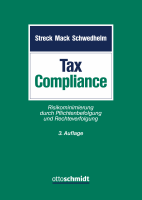 Abbildung: Tax Compliance
